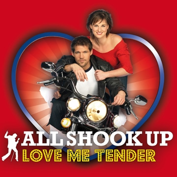 all shook up love me tender musical lyrics All shook up is a 2004 american jukebox musical with elvis presley music and with a book by joe dipietro the story is based on william shakespeare's 1602 play twelfth night contents [hide] 1 production history 2 synopsis 3 characters 4 song list 5 instrumentation 51 original broadway production 6 recording 7.