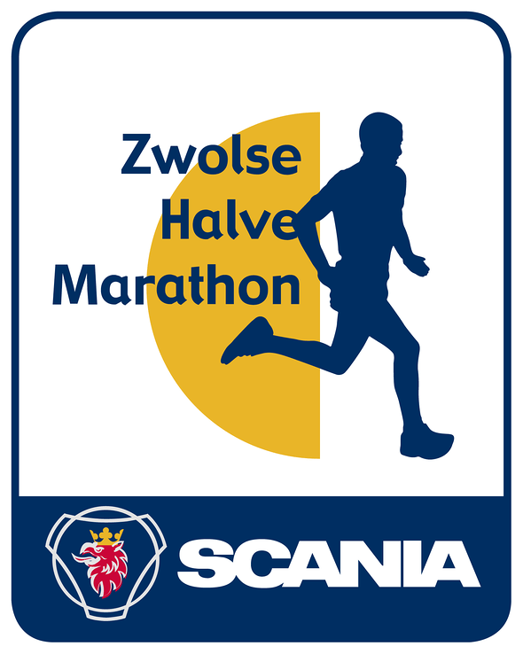 Scania Zwolse Halve Marathon in recordtempo vol