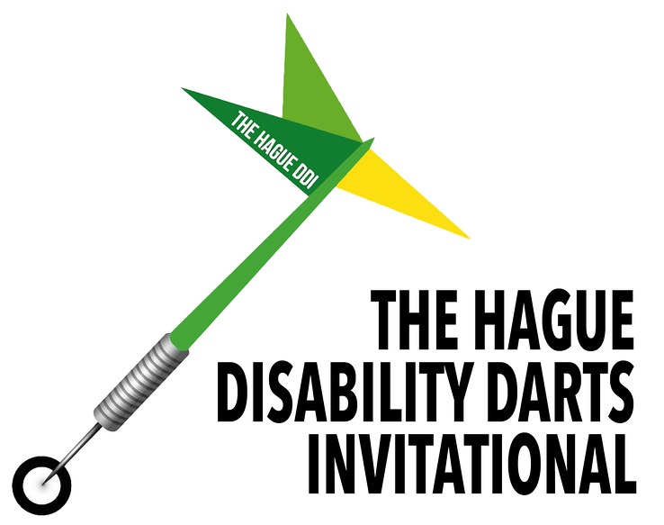 Zwollenaar Harry de Weerd geplaatst voor The Hague Disability Darts Invitational