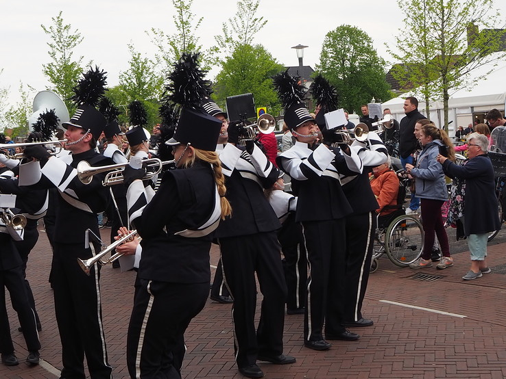 Open repetitie Showband Jubal Zwolle