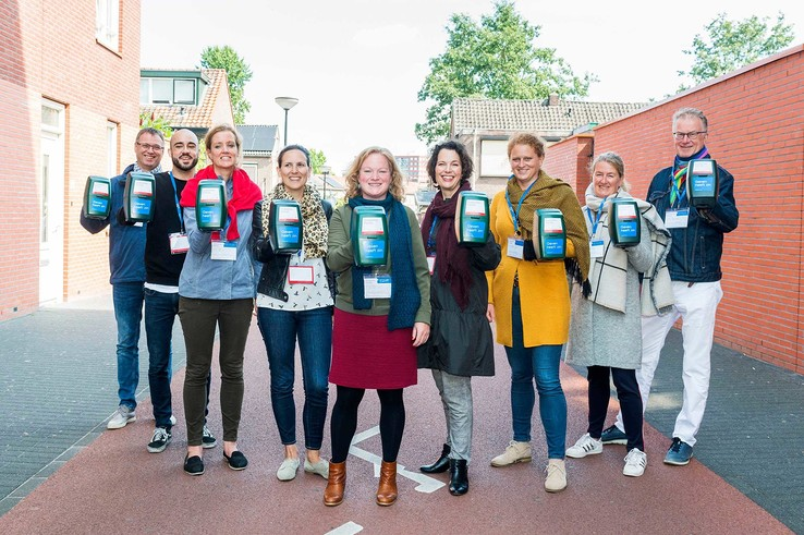 Zwolle steunt Diabetes Fonds met €16.881