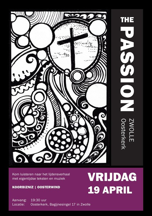 Passion in de Oosterkerk