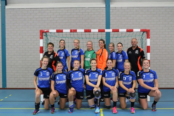 Travelbags/HV Zwolle DS1 – ESCA-Handbal (32-24), - Foto: Barbara Timmermans