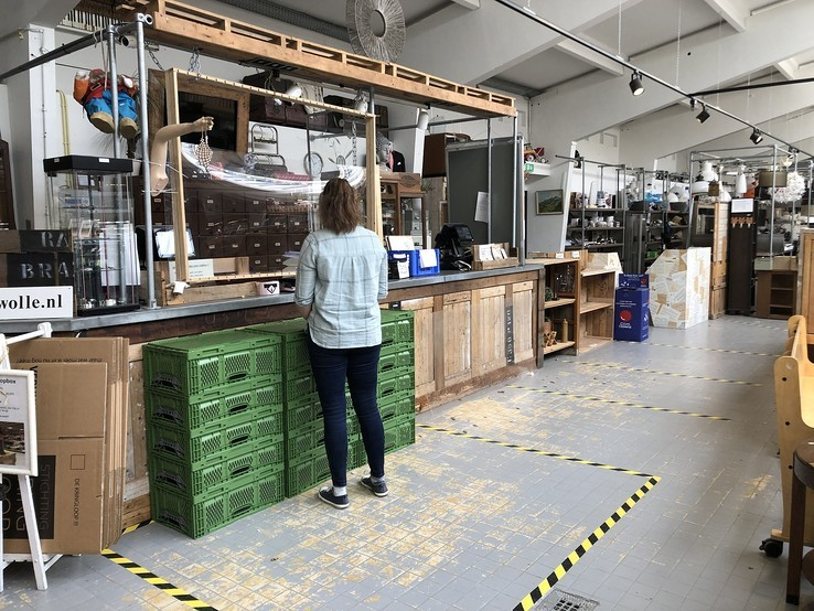 Kringloop Zwolle introduceert private shopping