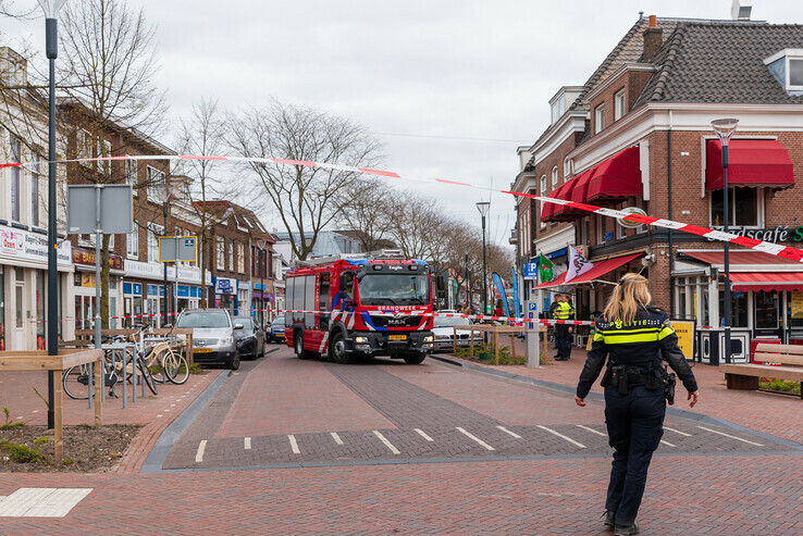 Opnieuw gaswolk in restaurant in Thomas a Kempisstraat - Foto: Peter Denekamp