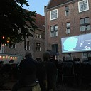 Extra zomerse Pop Up Cinema Fraterhuis in het Celekwartier