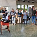 Repetities Rimpels en Vouwen in volle gang