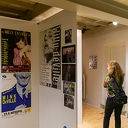 Expositie Willy DeVille in Herman Brood museum