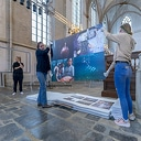 Curator World Press Photo blij met de inzet van studenten Landstede MBO