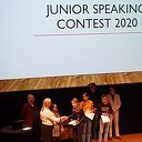 CCC-leerling Vera wint Regional Round Junior Speaking Contest